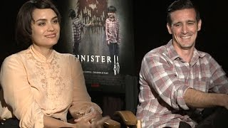 Sinister 2 Official Trailer and Cast Interview with Sequel Stars Shannyn Sossamon and James Ransone
