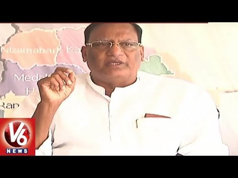 MP Gutha Sukender Reddy: TS Govt To Give Rs 5 Lakh Ex gratia For Lightning Victims | V6 News