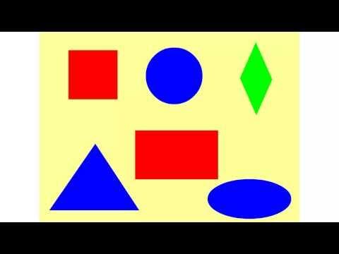 Фото Геометрические Фигуры Картинки Распечатать