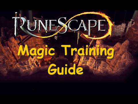 Runescape Training Guide: 1-99 Magic [Legacy Mode] – iAm Naveed
