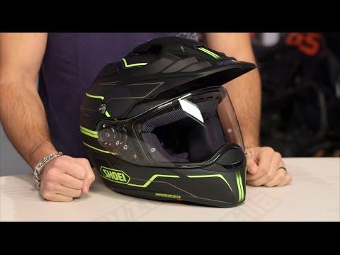 Shoei Hornet X2 Navigate Helmet Review at RevZilla.com