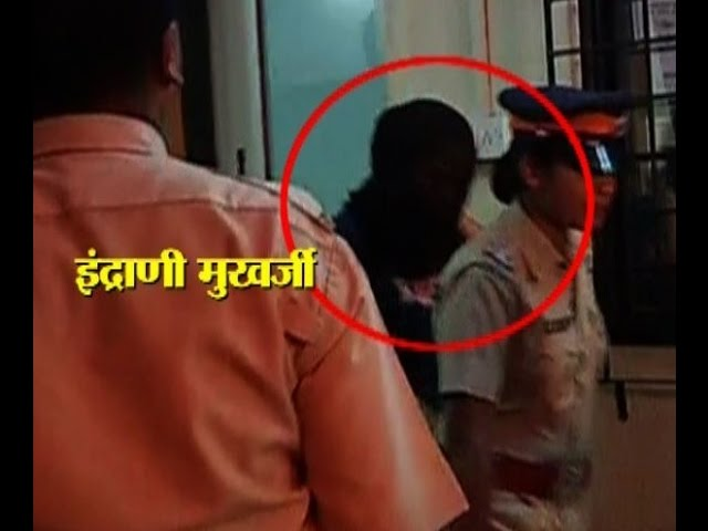 WATCH first visuals of Indrani after arrest in Sheena murder case