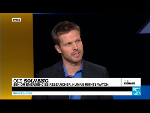Researcher Ole Solvang on the current situation in Ukraine - #F24Debate