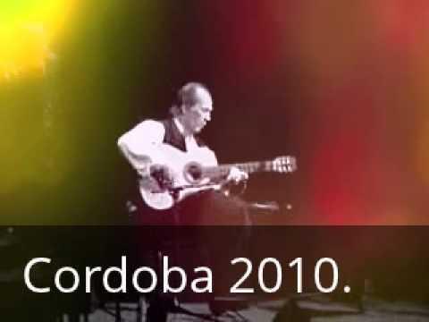 Paco de Lucia en directo desde Cordoba