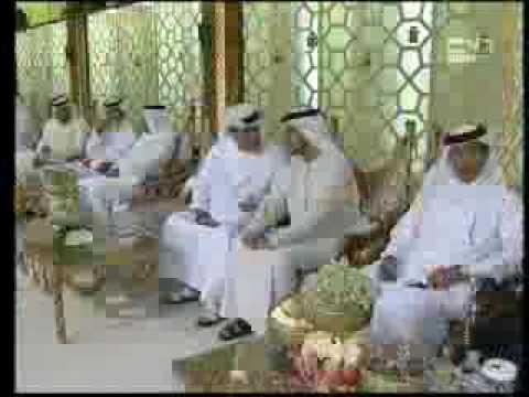 Sheikh Majid Bin Mohammed attends the Al Naboodah wedding 15 April 2009 5 54 MB