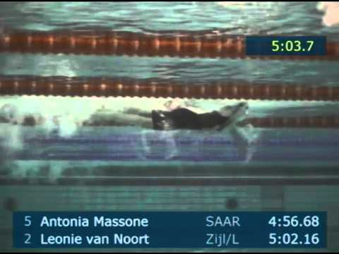 Swim Cup 2013 - event 1 - 800m free women - final