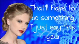 Watch Taylor Swift Christmases When You Were Mine video