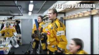 KalPan SM-liigajoukkueen pelimatka Helsinkiin 20.-21.1.2011, osa 5.