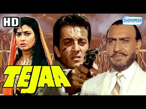 Tejaa (HD) (With Eng Subtitles) - Sanjay Dutt | Kimi Katkar - Old Hindi Full Movie thumbnail