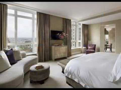 Luxury hotel master bedroom design youtube for Bedroom designs youtube