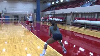 2014 Flyer Volleyball Pre-Season Feature
