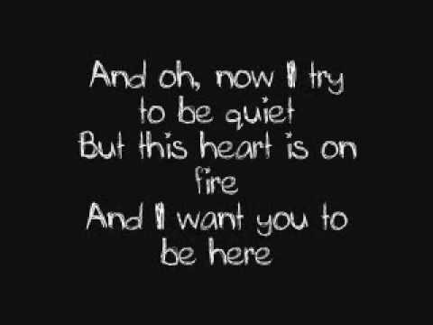Parachute -  Be Here (with lyrics on screen) Music Videos