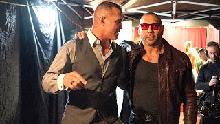 Follow Batista on his journey to SmackDown 1000: WWE Day Of