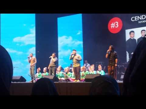 #VivaMuzikSG50 2D - Cenderawasih!!!