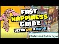 HOW TO RAISE FRIENDSHIPHAPPINESS FAST IN POKEMON ULTRA SUN AND MOON - FriendshipHappiness Guide