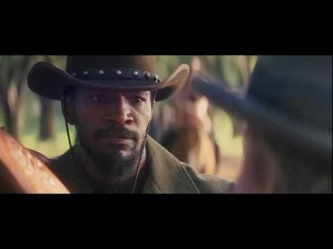 Django Unchained | Christoph Waltz featurette (2013) Quentin Tarantino Leonardo DiCaprio