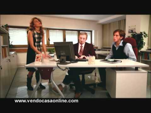 Pubblicità – Vendo Casa On Line ufficio (30sec)
