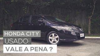 Honda City usado: vale a pena?