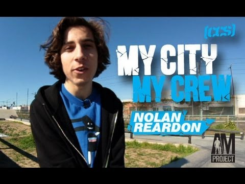 CCS Am Project Rider Nolan Reardon