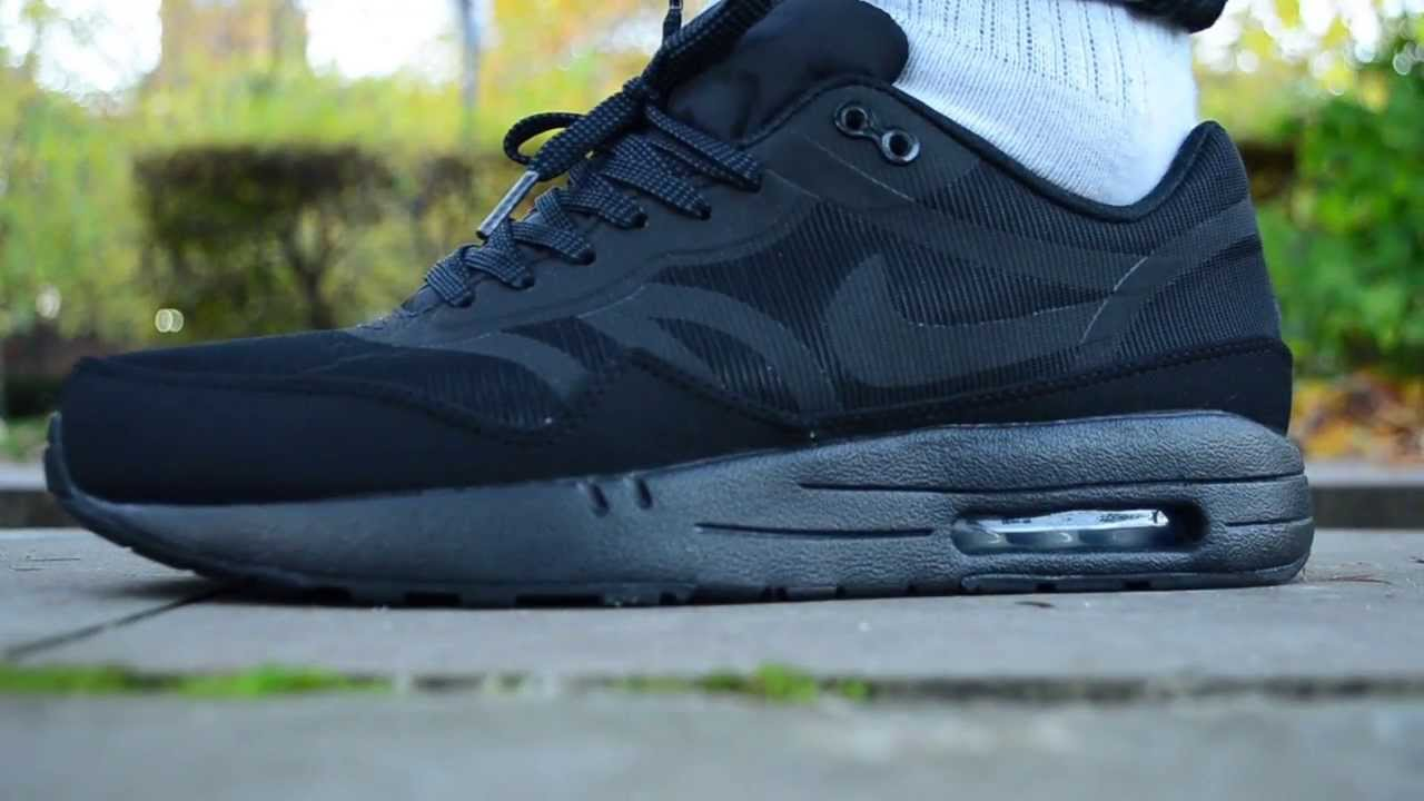 Nike Air Max Comfort Premium Tape Reflective Pack Youtube