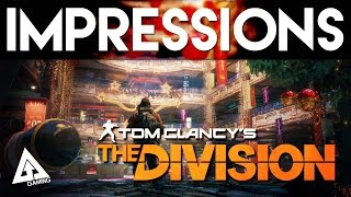 The Division E3 Hands On Impressions | Division Gameplay