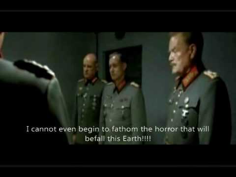 Hitler finds out about