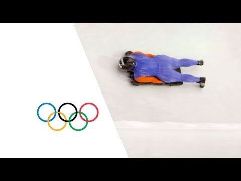 The Art Of Skeleton With Team Gb   Sochi 2014 Winter Olympics