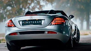 Mercedes-Benz SLR McLaren Roadster Review | Hartvoorautos.nl | English Subtitled