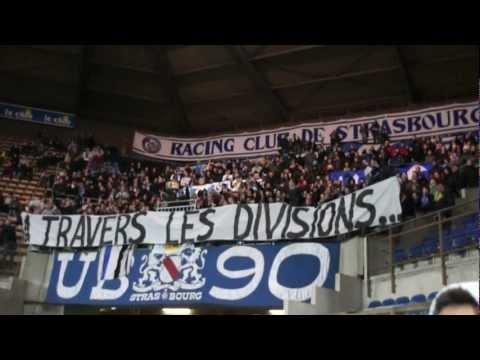 Quelques impressions du match Racing Strasbourg - Grenoble Foot 38 samedi 12.01.2013 au stade de la Meinau (CFA). Ein paar Eindrücke rund um das Spiel Racing...