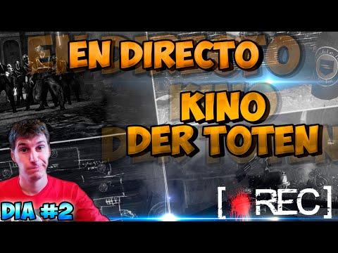 #PokeR En Live | Día #2 | Kino Der Toten! (+33)