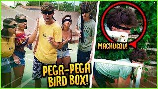 PEGA PEGA BIRD BOX!! ( DEU RUIM ) [ REZENDE EVIL ]