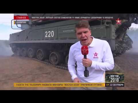 Расчеты ПВО уничтожили воздушные цели на учениях «Восток-2018»