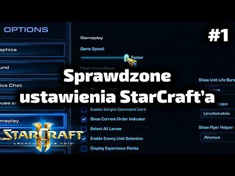 Ustawienia - Porady Zawodowego Gracza (3.0) - StarCraft 2 LotV #1