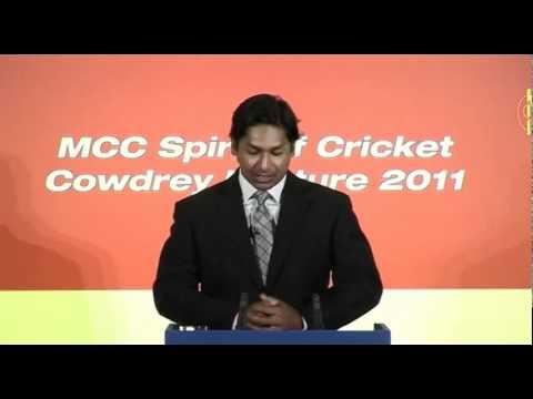 Kumar Sangakkara Cowdrey Lecture - Part 2