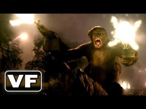 La planète des singes : l'affrontement - Bande Annonce Finale