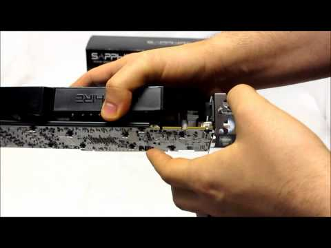 Sapphire Radeon HD 7950 OC Edition Video Card Overview