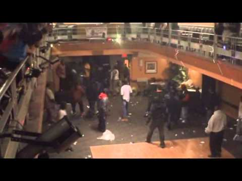Gang Fight At French Montana Show In Trenton Nj video