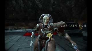 captain vor warframe