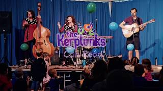 The Kerplunks ~ I Can Read ~ Children's Music