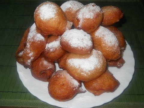 Как сделать бездрожжевые пончики