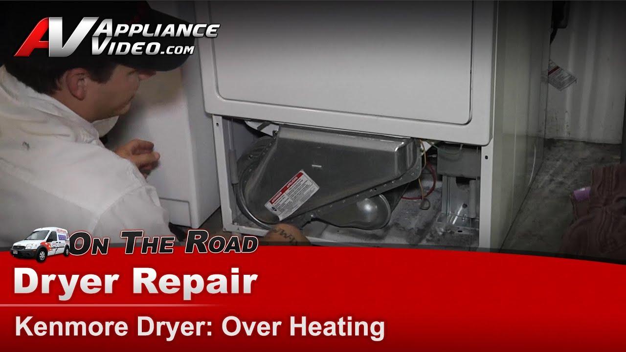 Kenmore Roper Amp Whirlpool Dryer Repair Amp Diagnostc