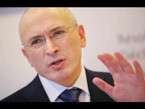 Ходорковский  откровенно о  Путине и его окружении
