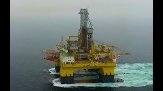 China builds largest offshore drilling rig | CCTV English