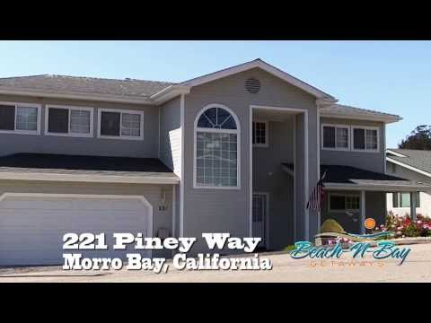 Vacation Rental - 221 Piney Way, Morro Bay, CA