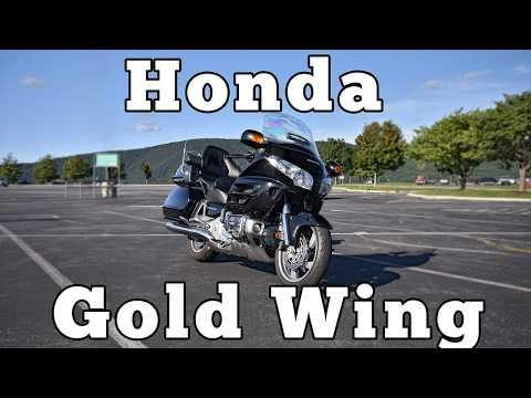 2008 Honda Goldwing: Regular Car Reviews