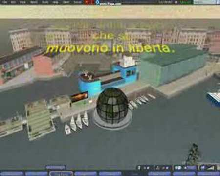 Genova in Secondlife