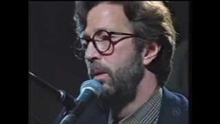 Eric Clapton - MTV Unplugged - Tears in heaven  (1# take, FULL HD)