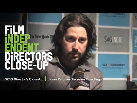 Directors Close-Up with Jason Reitman discussing finding a director's voice (5 of 5)