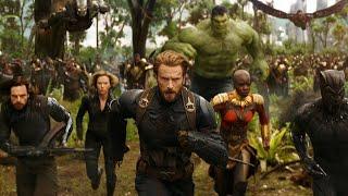 Os Vingadores Guerra Infinita | Parte 1 - Melhores Momentos