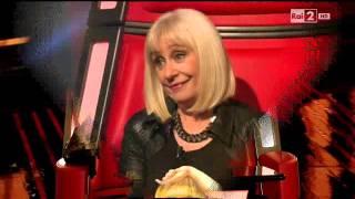 Raffaella Carrà-The voice of Italy 2014